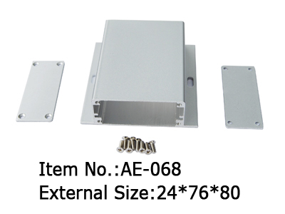 modified extrusion enclosure