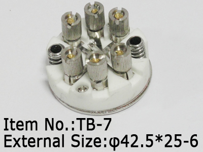 high temperature terminal block
