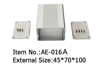 custom extruded enclosures