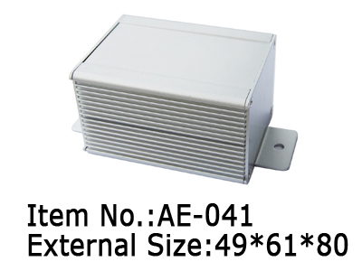 Extruded Enclosures