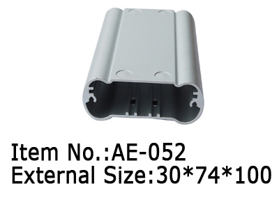 aluminum enclosures with plastic cover