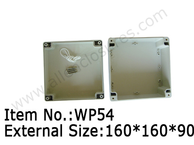 watertight plastic waterproof enclosure
